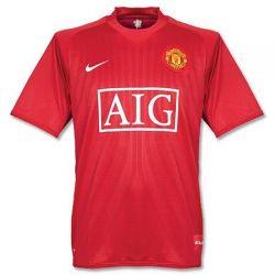 Manchester United I Retrô 07/08